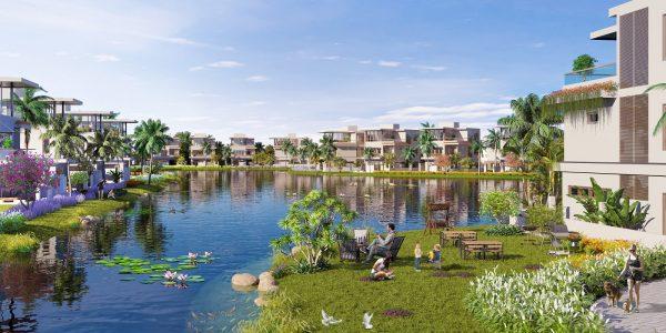 Biệt thự nghỉ dưỡng dự án Nam Sầm Sơn Văn Phú