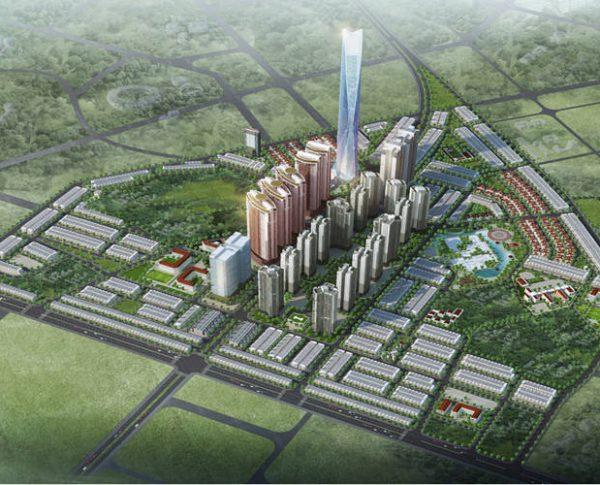 Khu đô thị Văn Phú Hà Đông